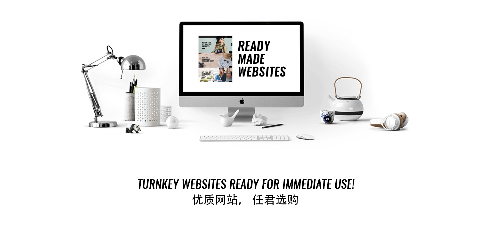 Ready-Made Websites